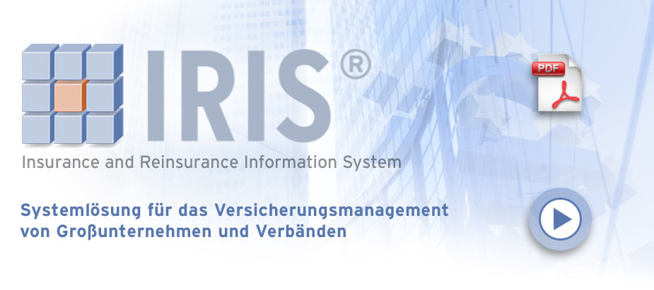 IRIS® - Industrial Risk and Insurance Solution